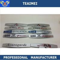 Wholesale Decorative Efficiency Power And Sport Decal Car Fender Emblems from china suppliers