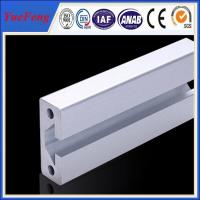 Wholesale Aluminium extrusion for industrial t slot aluminium profile from china suppliers