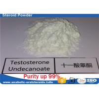 Wholesale Strongest Testosterone Steroid Oral Testosterone Undecanoate / Test U Powder 5949-44-0  from china suppliers