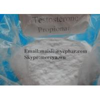 Wholesale CAS 57-85-2 Testrex Raw Testosterone Powder Vulvan / Propionate Steroids For ED from china suppliers
