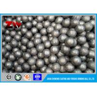 Wholesale Industrial High Strength HRC 60-68 grinding steel balls for glod mining from china suppliers