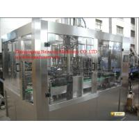 Wholesale Auto Bottle Liquid Milk Filling Machine Auto Filling Line from china suppliers
