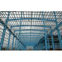 Wholesale Hot-Rolled h-Section Industrial Steel Buildings Design And Fabrication from china suppliers
