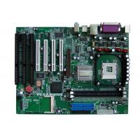 Wholesale 4 PCI , 3 ISA Slot mainboard Support Intel Pentium4 / Celeron Socket 478 Processor from china suppliers