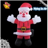 Wholesale Multi-size Christmas Inflatable Santa Claus for Christmas Decoration from china suppliers