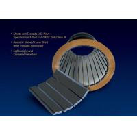 Wholesale ISO Water Lubricated Bearings / Brass Sleeve Bearing For Mining Machinery from china suppliers