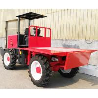 Wholesale Agricultural wheel type diesel engine transporter WL-3000B from china suppliers