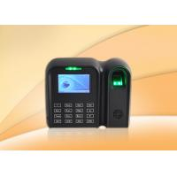 Wholesale Biometric Timeclocks Wireless Fingerprint Time Attendance System Embedded Web Server from china suppliers