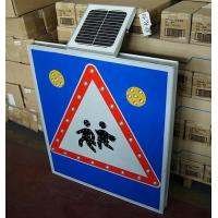 Wholesale Traffic Signage with solar energy power from china suppliers