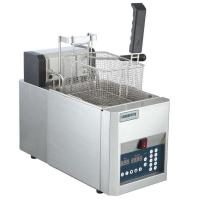 China 8L Commercial Kitchen Equipments Single Tank Electric Countertop Fryer For Deep Fryer Food on sale