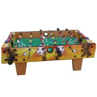 Wholesale Portable Football Game Tables For Kids Natural Color Indoor PVC Material from china suppliers