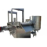 Wholesale Continuous Fryer Machine|Industrial French Fries Fryer For Sale from china suppliers