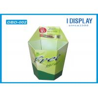 Wholesale Showing Case Cardboard Dump Bins / Cardboard Recycle Bins For Offices from china suppliers