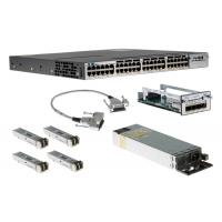 Wholesale Power Over Ethernet Plus Fast Ethernet Switch WS-C3750X-48P-S Cisco Catalyst from china suppliers