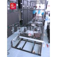 Wholesale Black / Silver Aluminum Stage Platform Cuttable Horizontal Removable LED Stage from china suppliers