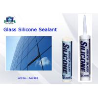 Wholesale Acetic Glass Silicone Sealant Fast Curing for Construction Glass Window and Door from china suppliers
