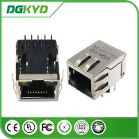 Wholesale KRJ-202FDNL Right Angle RJ45 with Transformer gigabit Network Connector Integrated filter from china suppliers