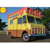 Wholesale Colorful Ice Cream Kids Jumper Inflatable Bouncers Cream Inflatable Combo Truck Game from china suppliers