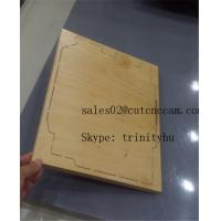 Wholesale steel rule die wood board cutting from china suppliers