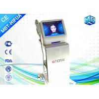 Wholesale HIFU High Intensity Focused Ultrasound Machine Anti Puffiness For Face / Body from china suppliers