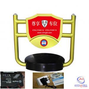 Buy cheap Alarm Indoor / Outdoor Parking Post Lock Steel Remote Parking Lock Waterproof IP54 from wholesalers