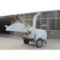 Wholesale DH40 Diesel Engine Wood Chipper. double hydraulic feeding type, high efficiency from china suppliers