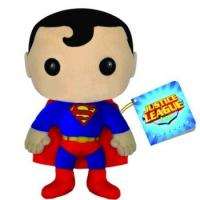 Wholesale Fashion Small Justice League Plush Toys Action Figure in Red and Blue from china suppliers