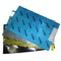 Wholesale Aluminum Foil Butyl Sound Deadening Material For Car Door / Roof / Floor from china suppliers