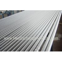 Wholesale A249 TP304 / TP304L Welded Tube , Extruded Solid  Fin Stock For Heat Exchangers from china suppliers
