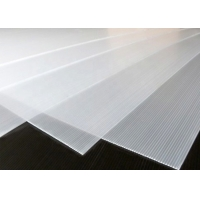 Wholesale Hollow Twin Wall Polyethylene Corrugated Sheet from china suppliers