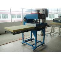 Wholesale Double Location Flatbed Textile Heat Transfer Printing Machine Large Size CE from china suppliers