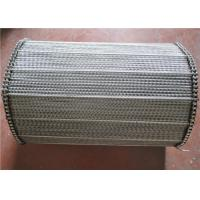 Wholesale Spiral Wire Mersh Stainless Steel Conveyor Belt For Drying Ovens from china suppliers