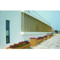 Wholesale Anti-UV WPC Outdoor Furniture , WPC Flower Pot For Decoration from china suppliers