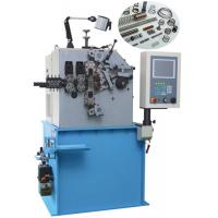 Wholesale Advanced Compression Spring Maker Machine With CNC Controlled Servo Motion System from china suppliers