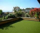 Wholesale Eco friendly Artificial Grass Roof for garden Straight 8000Dtex from china suppliers