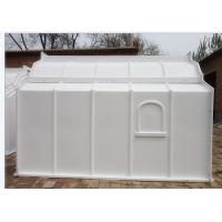 Wholesale Calf Housing Optional Fence Calf Hutches For Calves , Sheep , Goats from china suppliers