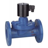 Wholesale Cast Iron Solenoid Operated Gas Safety Shut Off Valves DN 3mm ~100mm from china suppliers