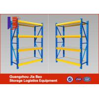 Wholesale Metal Storage Light Duty Racking System Durable lightweight Columns from china suppliers