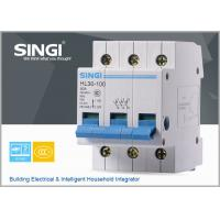 Wholesale SINGI HL30 230/240V disconnect switch, 1/2/3/4p 80A electric isolating switch from china suppliers