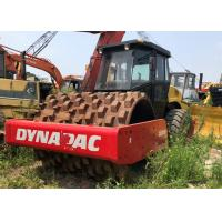 Wholesale Sweden Roller Used Road Roller DYNAPAC CA302D 2009 Year With 65HZ Vibration Frequency from china suppliers