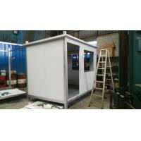 Wholesale Container House Applicable for Special Use PU panel/ EPS sandwich panel Cpmstructed House from china suppliers