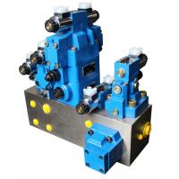 Wholesale YR-DEJ-10T Hydraulic valve block for Garbage compression station from china suppliers