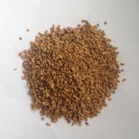 Wholesale 2-3mm Diameter, 70~80g/L Density,High Quality nature corks granules, Good building material from china suppliers