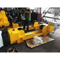Buy cheap 45,000lbs Conventional Welding Tank Turning Rolls Rotators With Low Volt Control Pendant from wholesalers