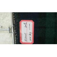 Wholesale One Sided Green Tartan Fabric20% Wool , Scottish Plaid FabricWith Horizontal / Vertical Line from china suppliers