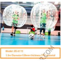 Wholesale Colorful Logo Printed Inflatable Bubble Soccer Football Human Hamster Balls from china suppliers