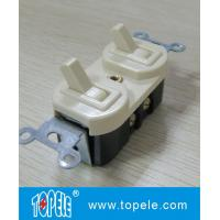 Wholesale 125V 15A / 20A Single Receptacle / Duplex GFCI Receptacles, Electric Switches and Sockets from china suppliers