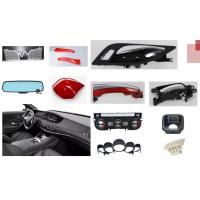 China Auto Plastic Mold Parts Plastic Injection Molding Parts IATF16949 Certification on sale
