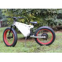 Wholesale Fat Tire Electric Beach Cruiser Mountain Bike With Electric Motor For Womens from china suppliers