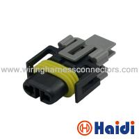 Wholesale Female Fog lamp light H11 H8 H9 wiring harness Connectors 2 Pin Sealed plug 12124819 from china suppliers